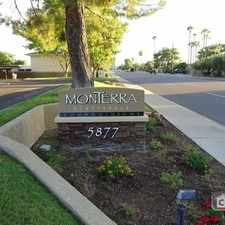 Rental info for $1300 1 bedroom Townhouse in Scottsdale Area in the Scottsdale area