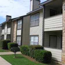 Rental info for Bedford Rd & Forest Ridge Drive in the Bedford area