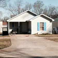 Rental info for 3BR/1BTH Home in the Griffin area