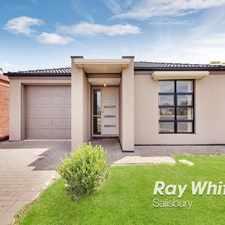Rental info for Modern 3 bedroom family home!