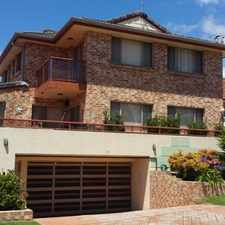Rental info for Spacious Living in the Wollongong area