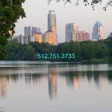 Rental info for Austin Realty Services in the South River City area
