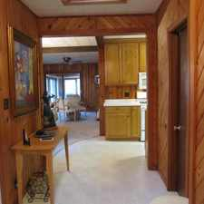 Rental info for House for rent in Williams Bay.