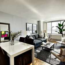 Rental info for E 44th St & 3rd Ave in the New York area
