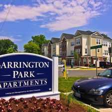 Rental info for Barrington Park