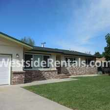 Rental info for Great single story home in a great neighborhood close to Toro Park!