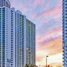 Rental info for Bay Parc Plaza Apartments in the Miami area