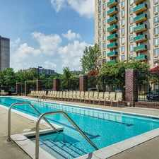 Rental info for Riverside Apartments in the Alexandria area