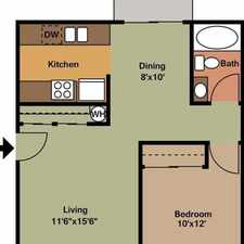 Rental info for Prominence Apartments 1 bedroom Luxury Apt Homes