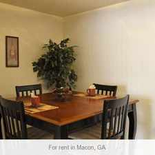 Rental info for Beautiful Macon Apartment for rent. $675/mo