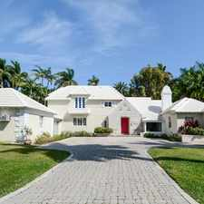 Rental info for Charming Miami Beach Home- Located Across from Park on Sunset Island #2
