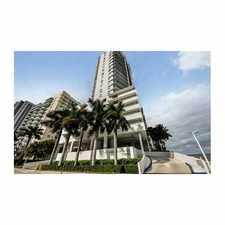 Rental info for 18081 Biscayne Boulevard #1401-4