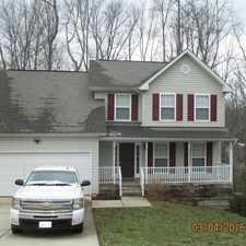 Rental info for 4 bedrooms House - Located in Presidential Lakes. Washer/Dryer Hookups!