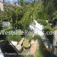 Rental info for 2 bedrooms, 2 Baths in the La Jolla Village area