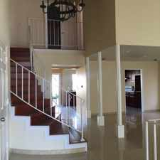 Rental info for $4350 5 bedroom House in Orange in the Anaheim area