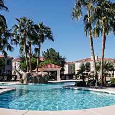Rental info for San Montero Luxury Apartments in the Mesa area