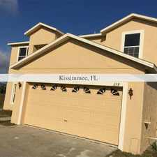 Rental info for Over 2,162 sf in Kissimmee