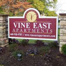 Rental info for Vine East Apartments in the Willoughby area