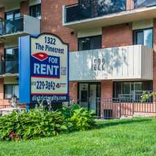 Rental info for 1322 McWatters Rd. in the College area