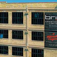 Rental info for Brix Apartments Lofts in the Walker's Point area