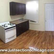 Rental info for **IOWA/PARKSIDE SECTION 8 BRAND NEW 2BDR 1BT $NO SECURITY$ SEC 8** in the Chicago area