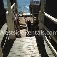 Rental info for 1 bedroom beach apartment