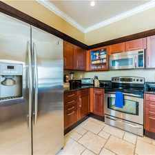 Rental info for 7270 North Kendall Drive #B706
