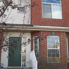 Rental info for Edmonton Townhouse for rent in the Terwillegar Towne area