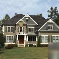 Rental info for Fabulous Executive Home in the Chestatee Golf Community!