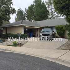Rental info for Great family home upgraded throughout-New kitchen, baths and flooring