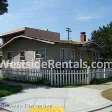 Rental info for 2 bedrooms, 1 Bath in the University Heights area