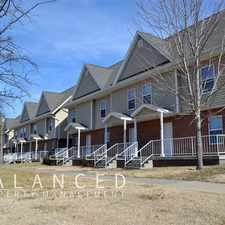 Rental info for Balanced Property Management