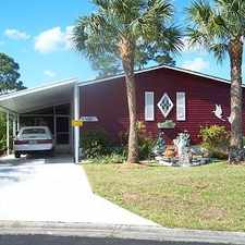 Rental info for Mobile/Manufactured Home Home in Vero beach for For Sale By Owner
