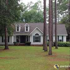 Rental info for Single Family Home Home in Blackshear for For Sale By Owner