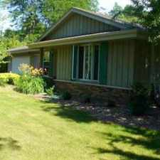 Rental info for Single Family Home Home in Cedarburg for For Sale By Owner