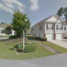 Rental info for Single Family Home Home in Myrtle beach for Owner Financing