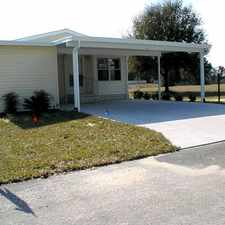Rental info for Mobile/Manufactured Home Home in Leesburg for For Sale By Owner