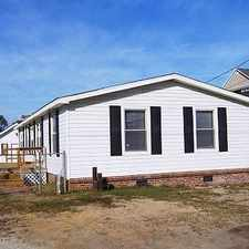 Rental info for Single Family Home Home in Carolina beach for Owner Financing