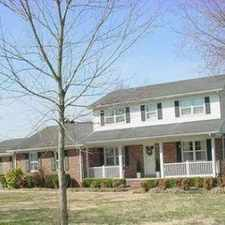 Rental info for Single Family Home Home in Tullahoma for For Sale By Owner