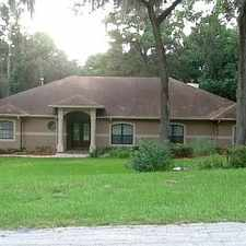 Rental info for Single Family Home Home in Ocala for For Sale By Owner