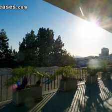 Rental info for $6000 1 bedroom House in Metro Los Angeles West Hollywood in the West Hollywood area
