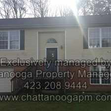 Rental info for 1012 McBrien Road in the Chattanooga area