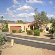 Rental info for Single Family Home Home in Rio verde for For Sale By Owner
