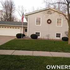 Rental info for Single Family Home Home in North liberty for For Sale By Owner