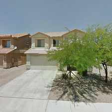 Rental info for Single Family Home Home in Buckeye for For Sale By Owner