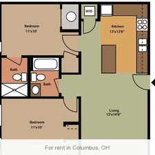 Rental info for The Benchmark is a new apartment community in Columbus, OH. in the Governours Square area