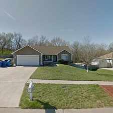 Rental info for Single Family Home Home in Topeka for For Sale By Owner