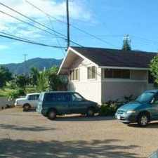 Rental info for Multifamily (2 - 4 Units) Home in Haleiwa for For Sale By Owner