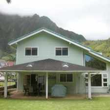 Rental info for Single Family Home Home in Kaneohe for For Sale By Owner
