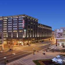 Rental info for The Laurel Apartments at Mercantile Exchange